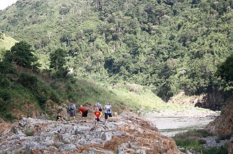 A few little hiking areas in Nueva Vizcaya
